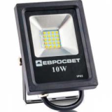 Прожектор светодиодный Евросвет  EV-30-01 6400K 30W