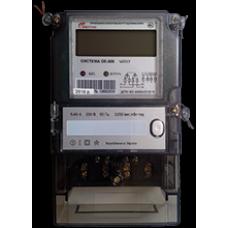 Электросчетчик 1ф многотарифный СИСТЕМА  ОЕ-009 VATKY (5-60А)