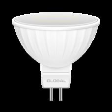 Лампа светодиодная MR16 LED 5 Вт 4100К GU5.3