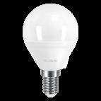 Лампа светодиодная G45 F LED 5 Вт 4100К E14 GLOBAL