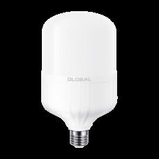 Лампа светодиодная HW 30W LED 6500К E27 GLOBAL