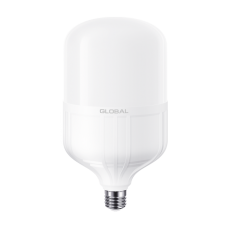 Лампа светодиодная HW 40W LED 6500К Е27 GLOBAL