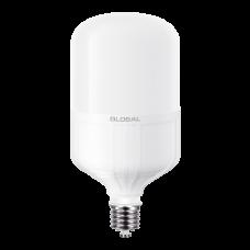 Лампа светодиодная HW 50W LED E40 6500К GLOBAL