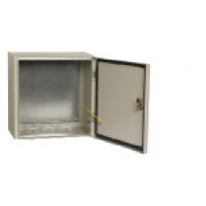 Шкаф ЩМП метал. (400x400x250) IP54 IEK