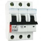 Автоматический выключатель Ecomat 3p C10А Eltis