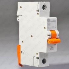 Автоматический выключатель  DG61 1Р C6A 6кА General Electric