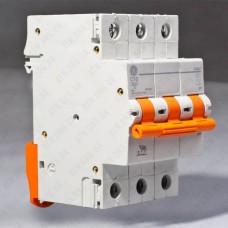 Автоматический выключатель  DG63 3Р C50A 6кА General Electric