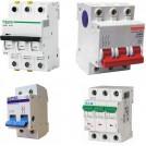 Автоматические выключатели на din-рейку (евростандарт)