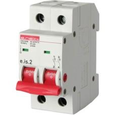 Выключатель нагрузки на DIN-рейку e.is.2.125, 2р, 125А E.NEXT