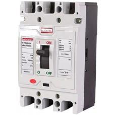 Шкафной автоматический выключатель e.industrial.ukm.250sm.63, 3р, 160А  E.Next