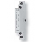 Блок-контакт РS 11 (1NO+1NC) боковой (для МS 25) ETI