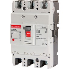 Шкафной автоматический выключатель e.industrial.ukm.250S.125, 3р, 125А E.Next