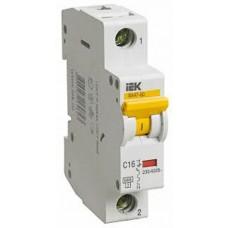 Автоматический выключатель ВА47-29 1P 6A 4,5кА  IEK
