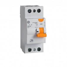 Устройство защитного отключения DCG 2p 40A / 30mA GE
