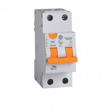 Дифференциальный автомат DDM60C 2p 20A / 30mA GE