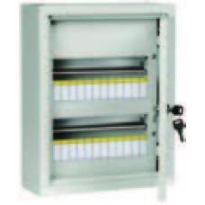 Ящик учета и распределения ЩРн-24з-1 IP31 УХЛ3   440×310×136   IEK