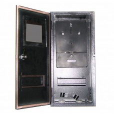 Ящик учета и распределения ШМР-1Ф (уличный) для однофазных счетчиков