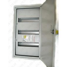 Шкаф ЩРв-36 IP31 встраиваемый (545х335х122)