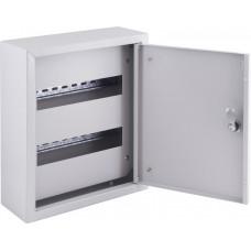 Корпус металлический e.mbox.pro.n.12z IP31 навесной на 12 модуля с замкомE.NEXT