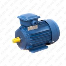 Электродвигатель АИР 71 В2 (АИР71В2) 1,1 кВт 3000 об/мин (крепление лапы)