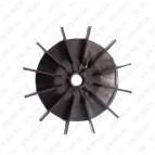 Крыльчатка охлаждения Ø14 (12 лопаст.) для электродвигателей АИР 63 Украина
