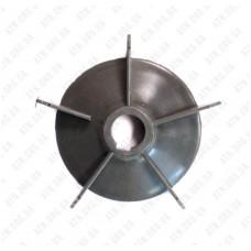 Крыльчатка охлаждения Ø19 (5 лопаст.) для электродвигателей АИР 71 Украина