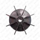 Крыльчатка охлаждения Ø10 (8 лопаст.) для электродвигателей АИР 50-56 Украина