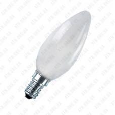 Лампа декоративная ДС B-35 40Вт Е14  Philips