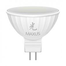 Лампа светодиодная MR16 LED 4 Вт 5000К GU5.3 MAXUS