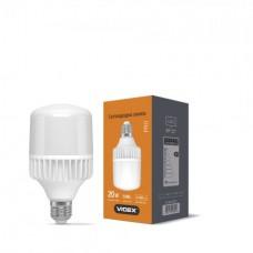 LED лампа A65 20W E27 5000K 220V VIDEX