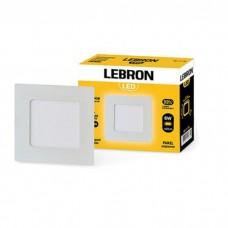 Светильник светодиодный встраиваемый LED СВ-К LEBRON L-PS-641
