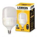 Лампа светодиодная LED L-A60 12W 6500К Е27 Lebron