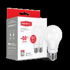 Лампа светодиодная A65 LED 12 Вт Е27 3000К MAXUS