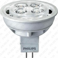 Лампа светодиодная MR16 LED 3 Вт 4100К GU5.3 Philips