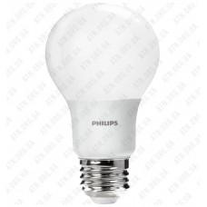 Лампа светодиодная LEDBulb A60 13W 6500К 220В Е27 Philips
