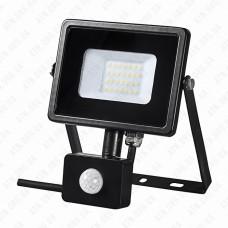 Прожектор светодиодный FMI LED 20W (с датчиком движ.) Delux