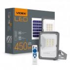 LED прожектор VIDEX (автономный) 10W 5000K 220V White