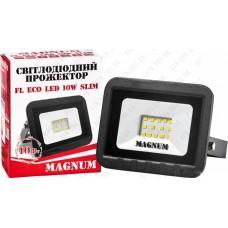 Прожектор светодиодный FL-10 10W 6500 K MAGNUM