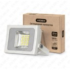 LED прожектор PREMIUM 10W 5000K 220V White VIDEX