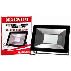 Прожектор светодиодный FL-10 100W 6500 K MAGNUM