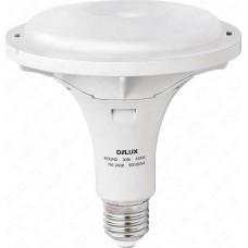 Лампа LED Round 30W 4100K 220В E27 DELUX