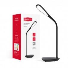 Умная лампа MAXUS DKL 6W (аккумулятор, димминг) белая, эллипс