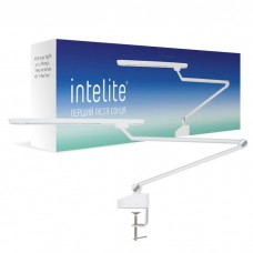 Умная настольная лампа Intelite IDL 12W (димминг, температура) белая