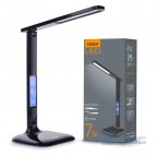 LED лампа настольная VIDEX VL-TF05B 7W 3000-5500K 220V