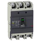 Автоматический выключатель 3-х полюсный Schneider EZC250N3125
