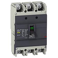 Автоматический выключатель 3-х полюсный Schneider EZC250N3250