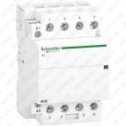 Модульный контактор iCT Acti9 40A 4Н.O 230V Schneider