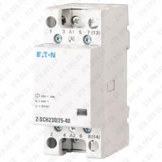 Модульные контактора Z-SCH230/25-40 EATON