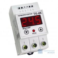 Терморегулятор (Промышленный терморегулятор) ТК-4К DigiTOP