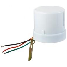Сумеречный датчик (фотореле) e.sensor. light-conrol.303.white 25A IP44 E-Next